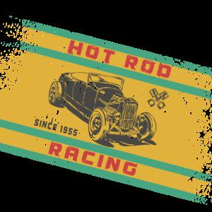 Hot Rod Racing Vintage Design / Geschenk