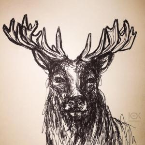deer crown