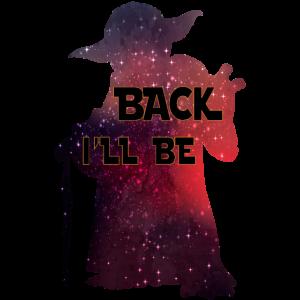 Yoda zurück, ich bin zurück