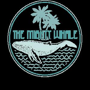 Der mächtige Wal