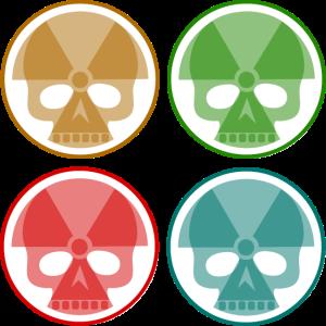Atomkraft / Nuklear / Symbol