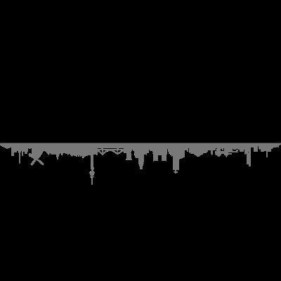 Skyline - Duisburg - Skyline - Duisburg - schloss,rhein,hafen,duisburg,Wahrzeichen,Universität,Turm,Stadt,Stadion,Skyline,Silhouette,Sehenswürdigkeiten,Sehenswürdigkeit,Schattenriss,Panorama,Kirche,Hochhaus,Haus,Grafik,Gebäude,Denkmal,City