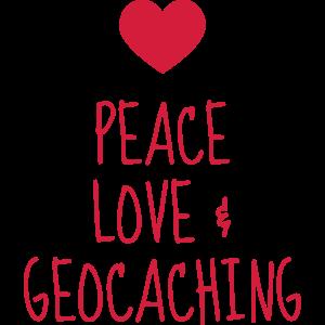 Geocaching / Geocacher / Kompass / Wald