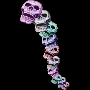 Totenköpfe / Totenschädel