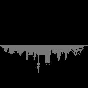 Skyline München Schatten