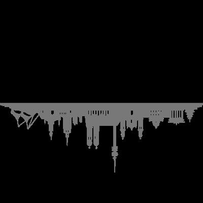 Skyline München Schatten - Skyline München Schatten - turm,münchner,kirche,haus,frauenkirche,englischer garten,Wahrzeichen,Universität,Stadt,Skyline,Silhouette,Sehenswürdigkeiten,Sehenswürdigkeit,Schattenriss,Panorama,München,Gebäude,Denkmal