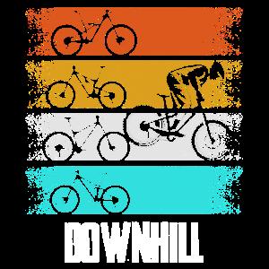 Downhill Radsport Retro