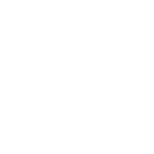 Bergwanderung Logo mit Silhouette und Pfeil