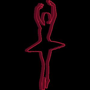 ballerina 3d anmut ballett tanzen