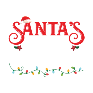 Santa's Favorite Caregiver Funny Christmas Gifts