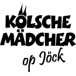 Kölsche Mädcher op Jöck Köln Design