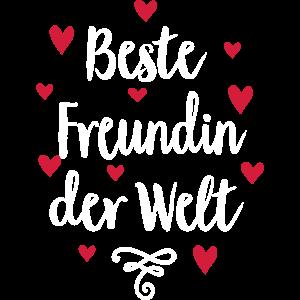 Beste Freundin der Welt