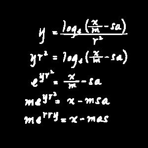 Mathe Gleichung Weihnachten