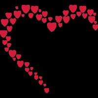 herzen valentinstag liebe
