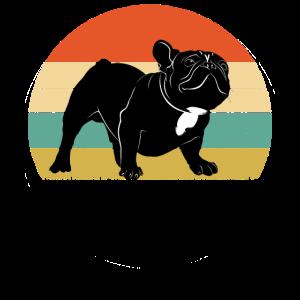 Retro French Bulldog