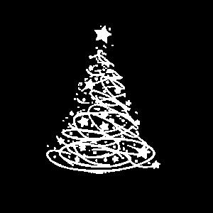 Weihnachtsbaum /skalierbares Design für Weihnachte