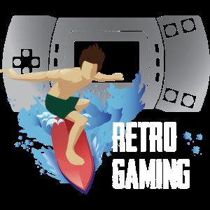 Retro Gaming Lynx California games Surfing