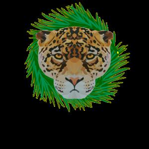 Gepard Polygon Wildtier