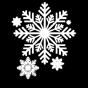 Weihnachten Winterzeit Schneeflocke