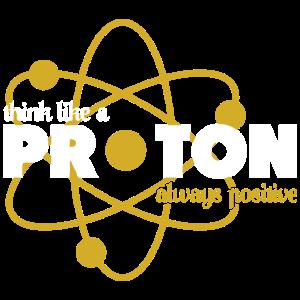 Wissenschaftler Proton