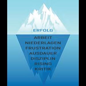 Erfolgs Eisberg Motivations Geschenkidee