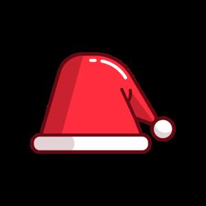 Santa Mütze Weihnachtsmütze