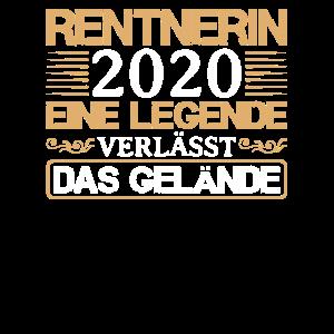 Rentnerin 2020 Eine Legende Verlässt Das Gelände P