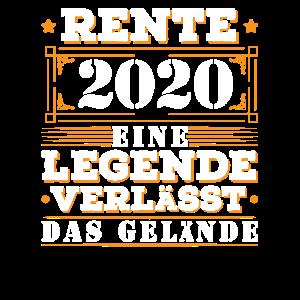 Rente 2020 Eine Legende Verlässt Das Gelände Pensi