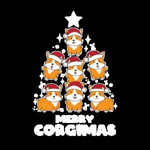 Welsh Corgi Pembroke Weihnachten