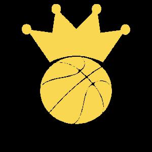 Basketball Koenig Krone