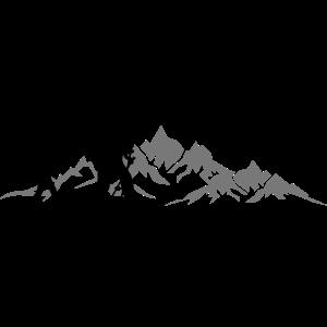 Sport - Berge Wanderer