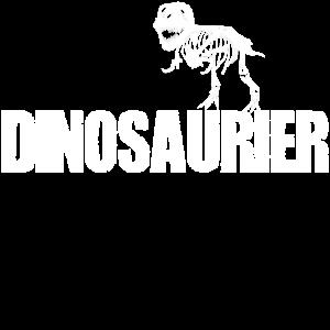 Dinosaurier Skelett Fleischfresser