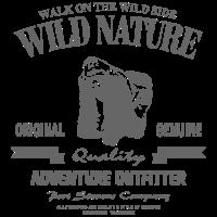 Gorilla - Wild Nature