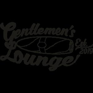 black gentlemans lounge