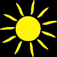 Natur - Sonne