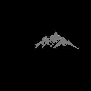 Reise - Berge Wanderer