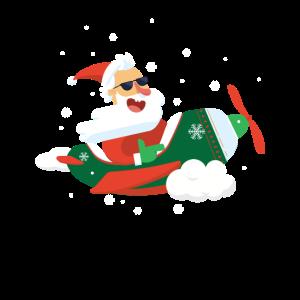 Weihnachten Pilot