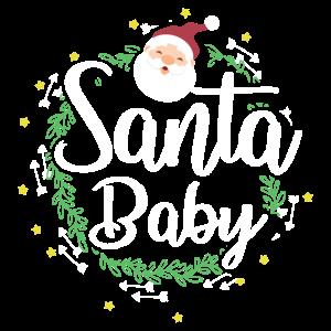 Santa Baby Weihnachten