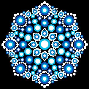 Color Dots, Dot Art, Mandala, Yoga, Meditation