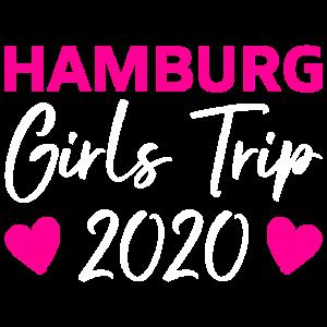 Hamburg Girls Trip 2020 JGA Geschenk