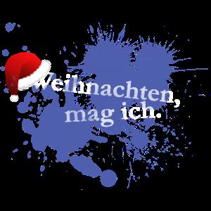 Frohe Weihnachten Christmas Spruch witzig fun