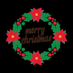 Merry Christmas Mistelzweig Weihnachtsgeschenk