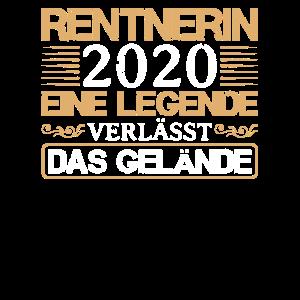 Rentnerin 2020 Geschenk