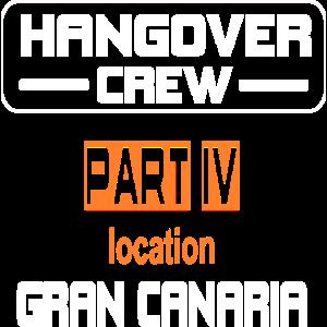 Hangover Gran Canaria