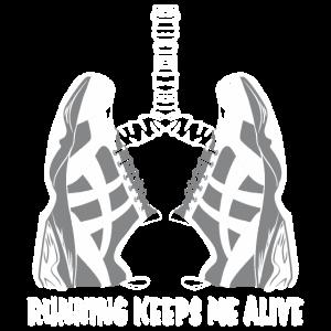 Lung Shoe keep me Alive