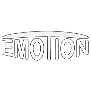 emoTion - white