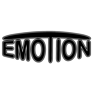emoTion - black