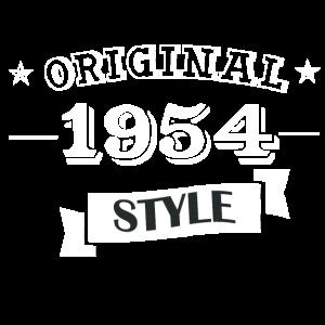 Original 1954 Style