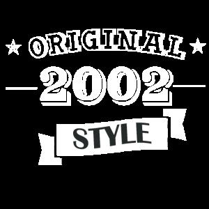Original 2002 Style