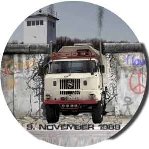 Grenzöffnung - IFA LKW W50